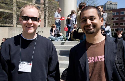 Drew Curtis & Anil Dash
