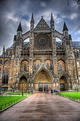 Westminster Abbey (crymy) Tags: uk england london church westminsterabbey raw cathedral gb hdr 5photosaday 40d canoneos40d hdraddicted hdrfrom3raws crymy