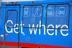 Get where you're going - google transit