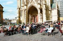 Metz (Peter Gutierrez) Tags: street city urban france streets heritage history film