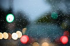Driving in the Rain (glen pepin) Tags: blur wet rain driving bokeh pov
