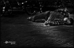 Hope (autolicon) Tags: light bw amsterdam drunk hope darkness homeless vivid barbone ubriaco ubriacone abigfave aplusphoto goldstaraward