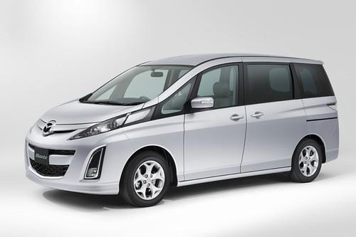 Mazda Biante Mini Van