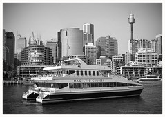 Magistic II (michael_davies) Tags: cruise canon boat harbour sydney 5d sydneyharbour