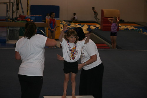 Gymnastics Recital 2008