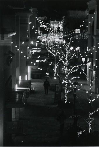 Bridgeport at Night