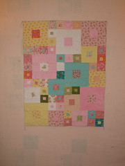 Clients' kids quilts