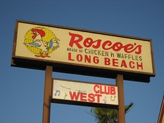 Roscoe's House of Chicken & Waffles, Long Beach. (06/05/2008)