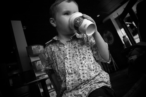 Elias @ Starbucks