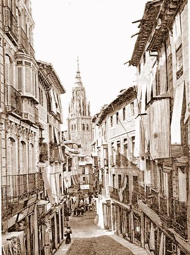 Calle Ancha, Toledo, España