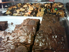 Gorgeous Brownie Spread at Flying Monkey Patisserie, Philadelphia