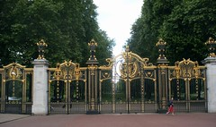 Green Park Gates