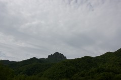 定天は岩山だ