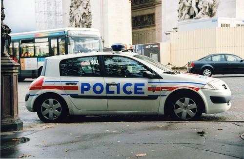Couleurs Giro Voiture PolicePrévention Des De Differance Sur uOPXZwkiT