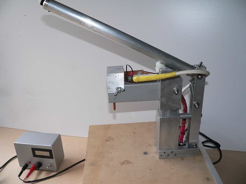 Build your own CD battery tab welder for about $100 00+- - Page 8