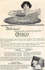 Crisco Ad, 1914