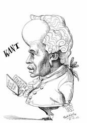 KANT, Immanuel (Morales de los Ros) Tags: writers caricaturas philosophers caricatures escritores filsofos