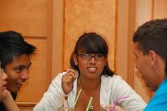 Courtney's 15th Bday (ronsemailbox) Tags: cafe bday teppanyaki ophelia