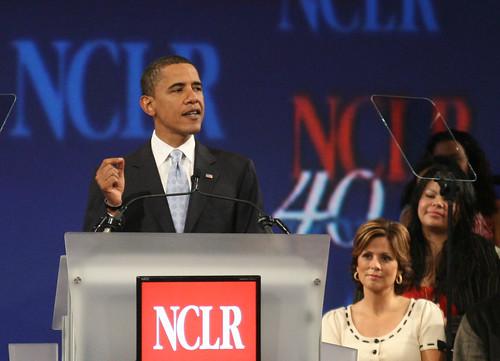 Obama Speaking