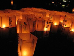 Lanterns Clumped
