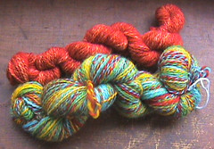 yarns for Spring Forward