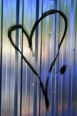 Con corazón y punto (darkside_1) Tags: azul corazón artcafe conamor worldglobalaward globalworldawards bydarkside sergiozurnaga artcafedomidoexhibitionscomein