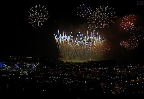 Beijing Olympics 2008. The closing ceremonies
