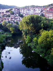 Yantra river (Miss_Smile) Tags: trees water river pentax hometown bulgaria velikoturnovo