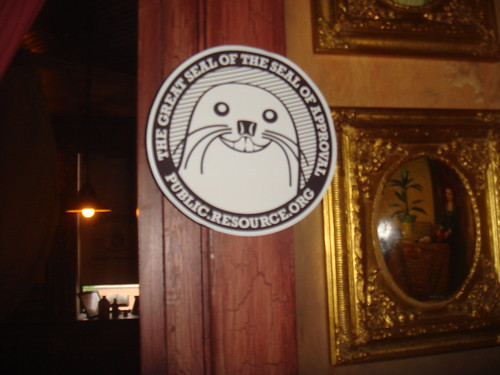 Seal of the Great Seal of Approval