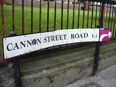 Cannon Street Road