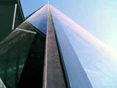 Glass pyramid 2