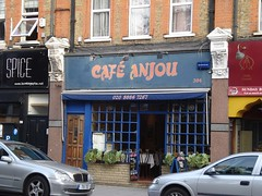 Picture of Cafe Anjou, N13 5PD