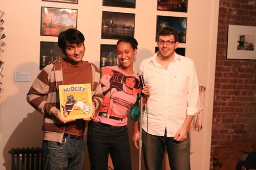 Winner! Kumail Nanjiani