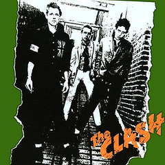 The Clash - 1977 self-titled debut