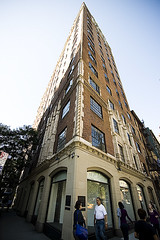 Brittany Residence Hall (NYU) by Bryan Bruchman, on Flickr