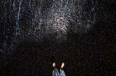 Black beach, Lanzarote, Spain (YYL Photography) Tags: vacation people espaa holiday man black color colour film feet beach colors relax island person volcano lava spain sand nikon toes alone colours wave lanzarote el pebbles minimalism tamron notdigital volcanic espagne canaryislands minimalist spanien spagna spanje islascanarias nikkormat elgolfo 17mm nikkormatel yylphotography