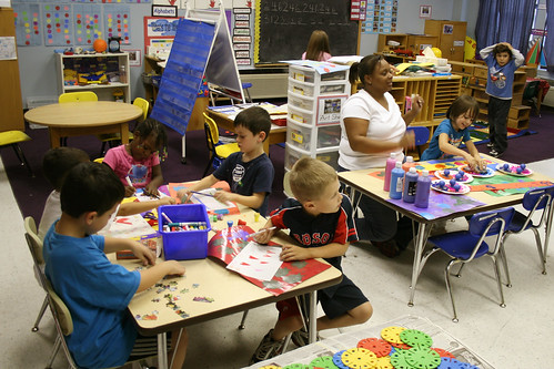 kindergarten, in session by woodleywonderworks, on Flickr