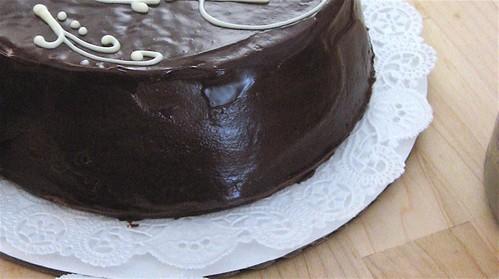 ganache torte