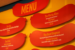Hot Doug's Menu