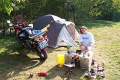 Camping Smok in Krakow, Poland