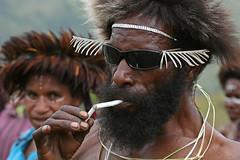 Baliem Festival 2008 (Bertrand Linet) Tags: indonesia tribes papua westpapua baliem koteka irianjaya wamena papuan baliemfestival bertrandlinet
