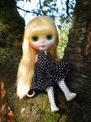 Georgia dressed by Elaïse