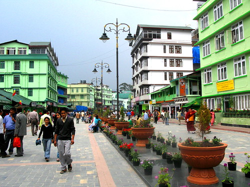 Gangtok M.G.Road