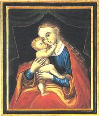 Mariahilfbild von Lucas Cranach