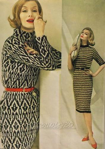 Free Vintage Vogue Knitting Patterns : KNITTING PATTERNS FREE VOGUE KNITTING   FREE KNITTING PATTERNS