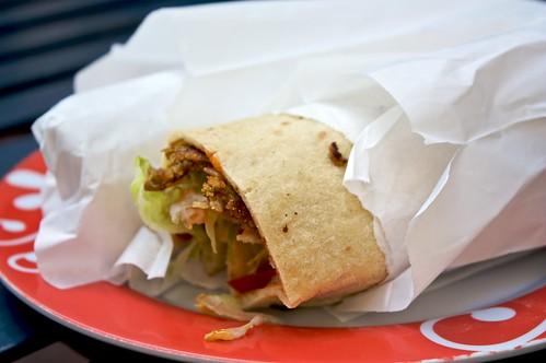 ararat falafel kebab