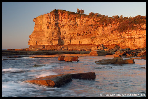 The Skillion, Terrigal, Central Coast, NSW, Australia