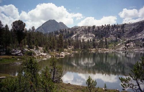 Lake 10,700