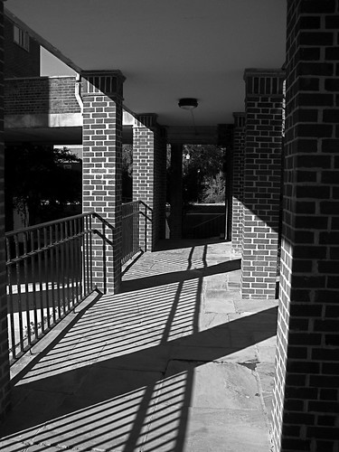 UNCG lines and shadows