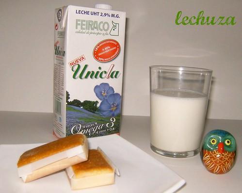 Leche Feiraco Unicla